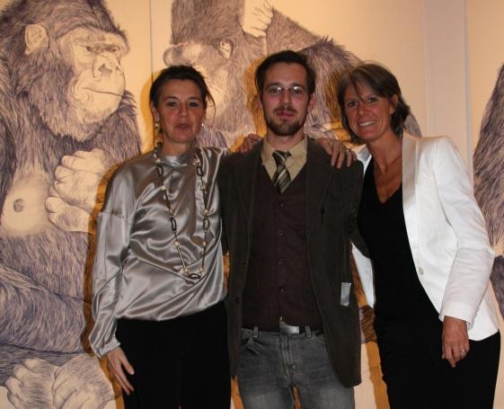 Marie-Paule De Vil, Jan Van Woensel, Yasmine Geukens