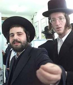 A 6 Ortodoxe joden