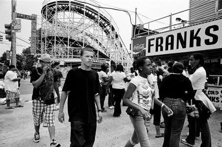 Coney Island NYC US
