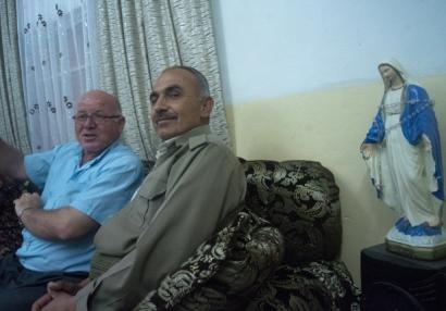 Saleh en Toma