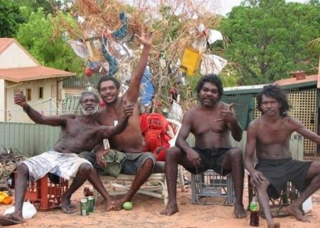 aboriginal xmas