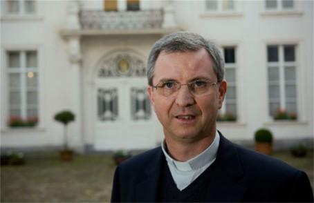 Bisschop van Antwerpen, Johan Bonny