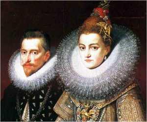 Albrecht en Isabella