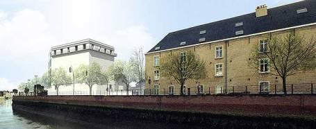 Museum en Dossinkazerne Mechelen