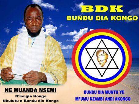 Ne Muanda Nsemi, de Bart De Wever van de Bakongo