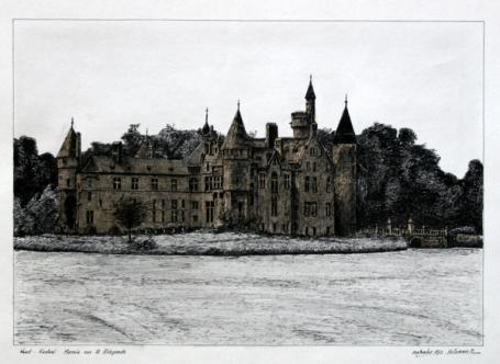 Bornem - Kasteel van Marnix van St.-Aldegonde
