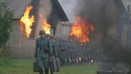 Uit de Tsjechische film Lidice (2011)