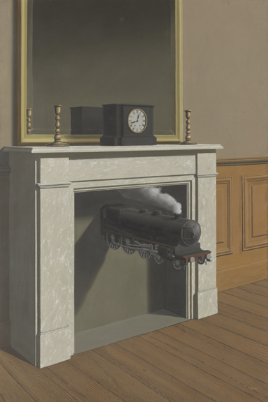 magritte_timetransfixed