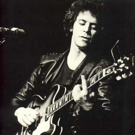 Lou in 1972