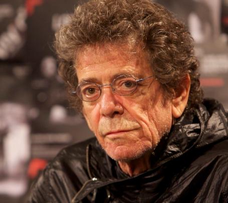 Lou in 2012