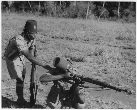 Wo I Afrika 5 Soldiers_in_the_Belgium_Congo_-_NARA_-_197079
