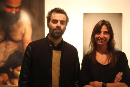 Karakatsanis en Ingrid Deuss