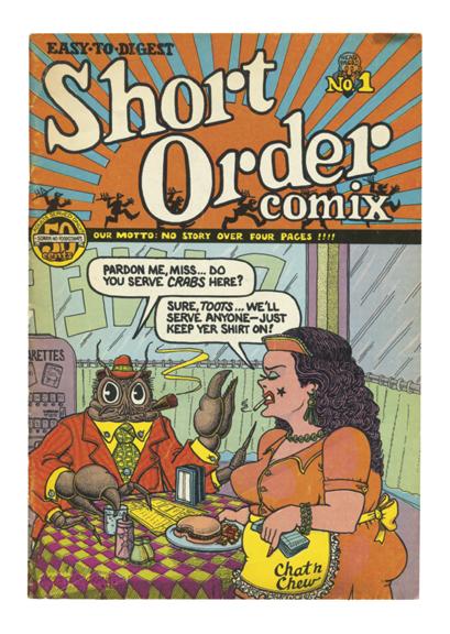 Short Order Comix