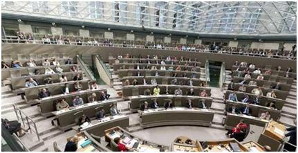 Zeldzame eensgezindheid in het Vlaamse parlement
