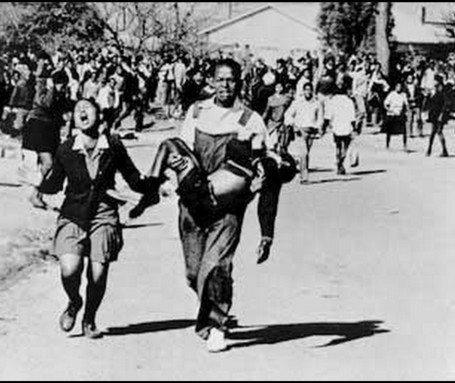 Soweto in opstand 1976