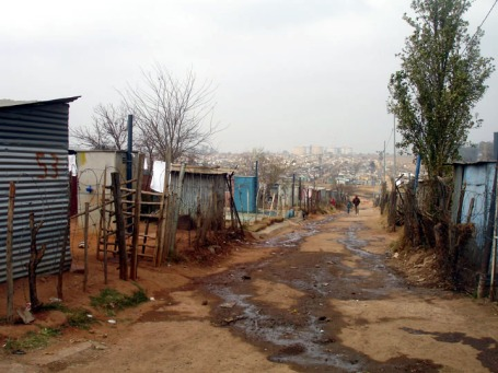 Vakantieland Soweto zonder opstand