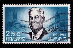 Hendrik Verwoerd postzegel
