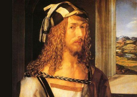 Albrecht Dürer zelfportret