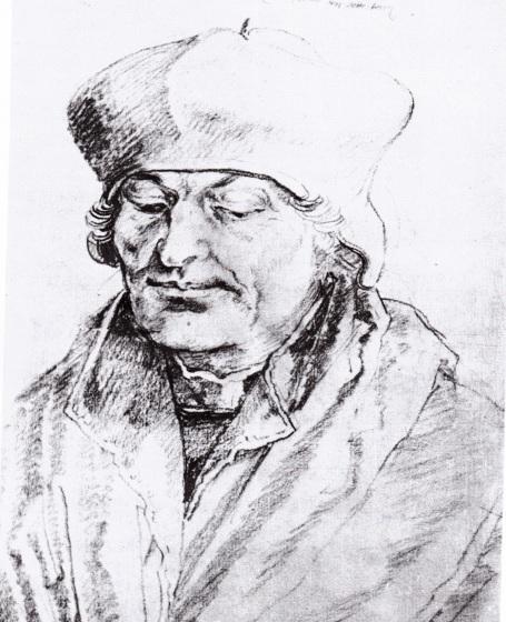 Portret van Erasmus