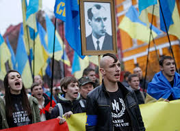 bandera betoging jongeren