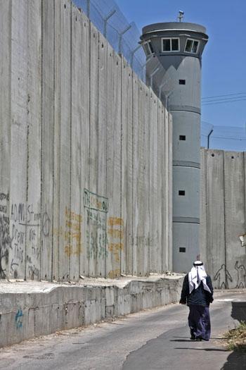 israelische muur