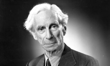 Bertrand Russell, 1951