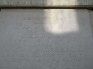 gedenkplaat Miniemenstraat
