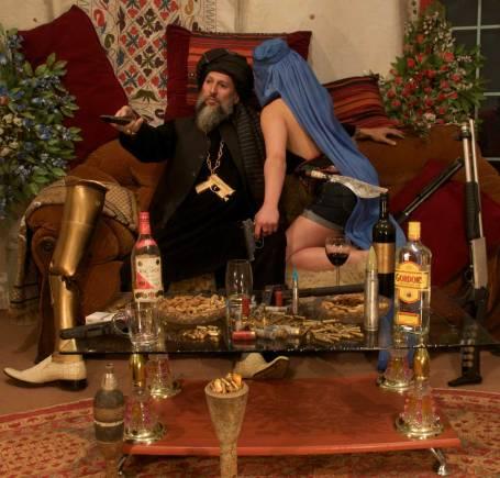 A day in the life of a jihadi gangster Aman Mojadidi