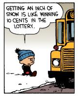 11 Calvin snow