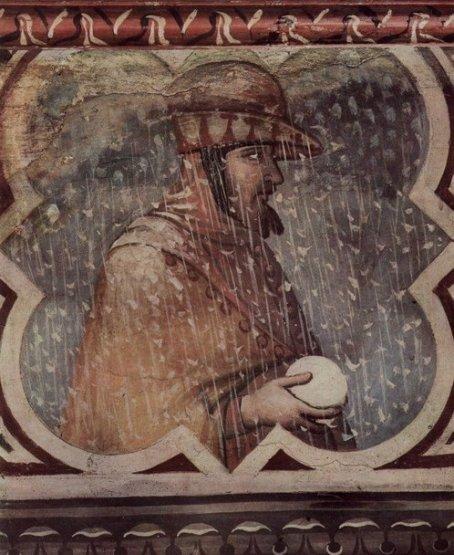 14 middeleeuwse sneeuwbal