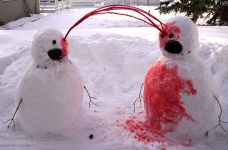 22 snow horror