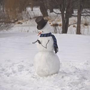 4 snowman iphone