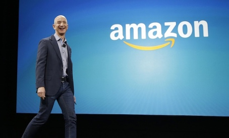 Amazon-baas Jeff Bezos