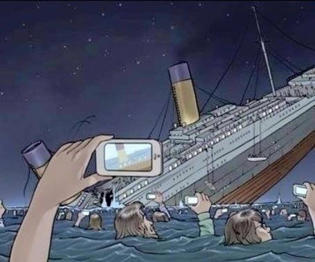 titanic now
