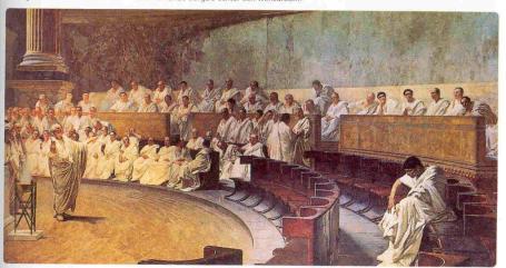 Oud-Griekse democratie in werking