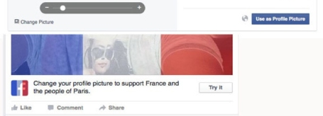 Paris-attacks-stems-Facebook-profile-change