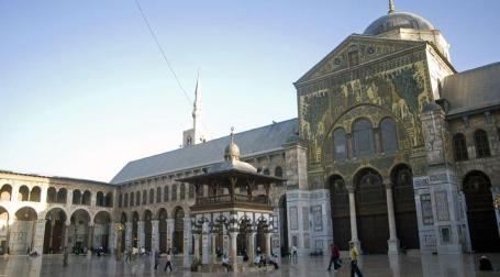 Damascus in betere tijden