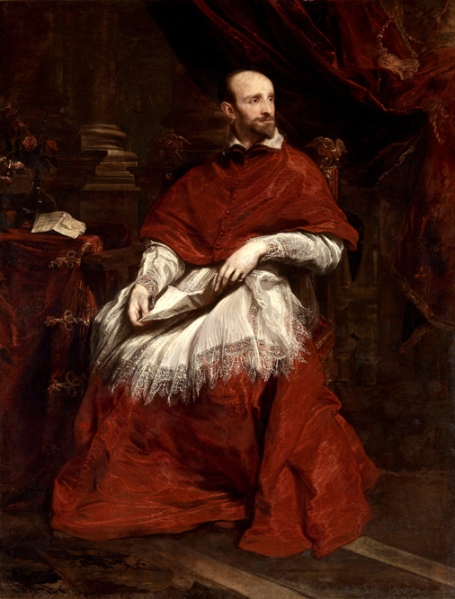 Van Dyck kardinaal