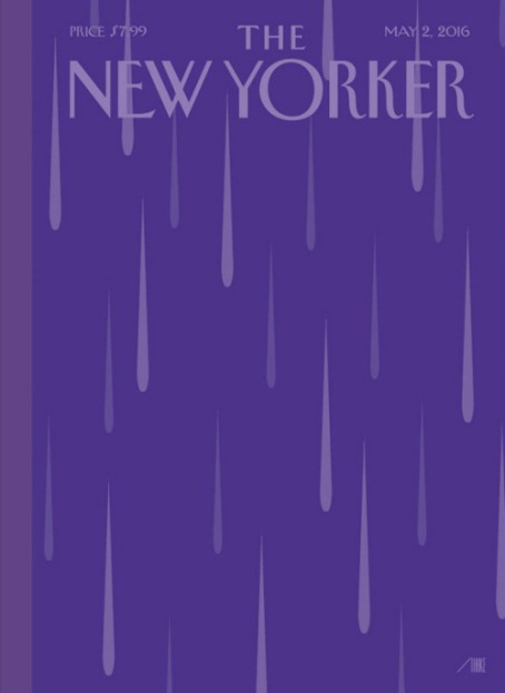 purple rain NewYorker