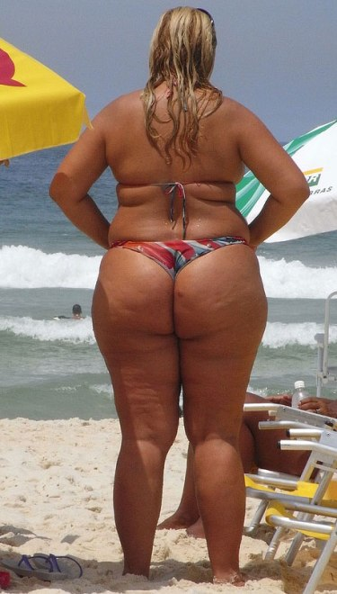 bikini-fat-woman