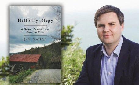 Hillbilly Elegy en auteur JD Vance