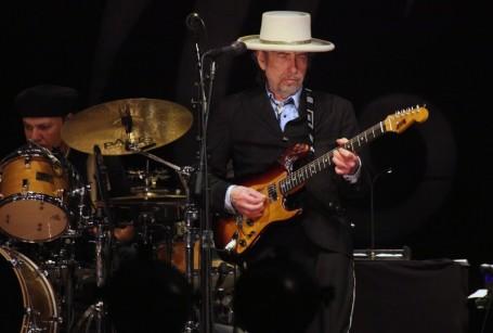 Bob Dylan in Tel Aviv in 2011